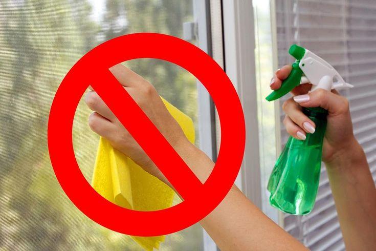 Här är bästa knepet för att få dina fönster skinande rena – Hus & Hem