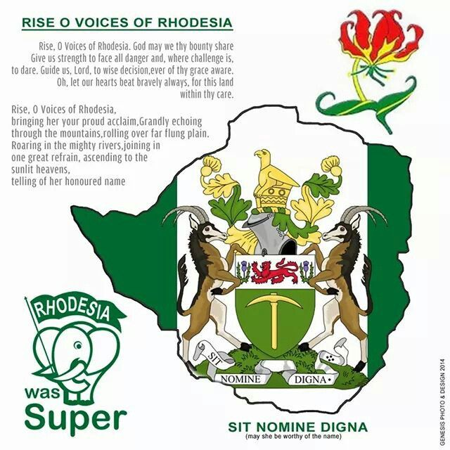RIse O Voices Of Rhodesia