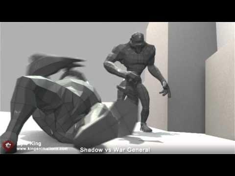 Kyle King Dominance War 5 Animation