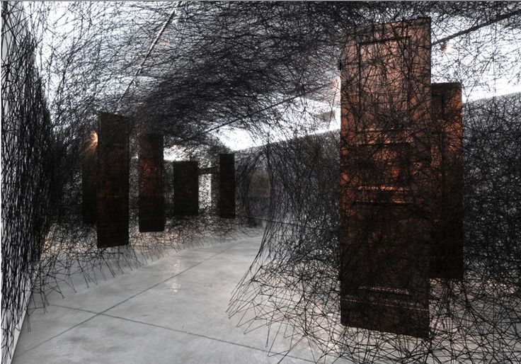 Chiharu Shiota, Artist, 1972 Born in Osaka, Japan Lives and works in Berlin, Germany