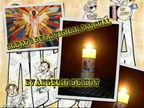 Sábado Santo - En la noche : Santa Vigilia Pascual-15 Abril 2017-A-