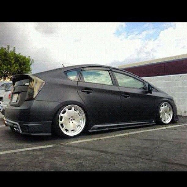 Matte Black Prius :) · Toyota HybridFuture CarToyota ...