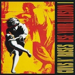 Use Your Illusion vol 1 - Guns N' Roses -