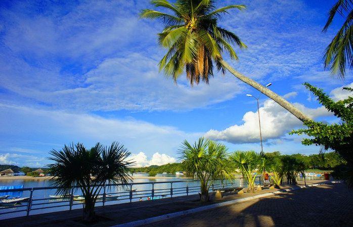 Lugares para viajar a dois no Brasil - Alter do Chão, Pará