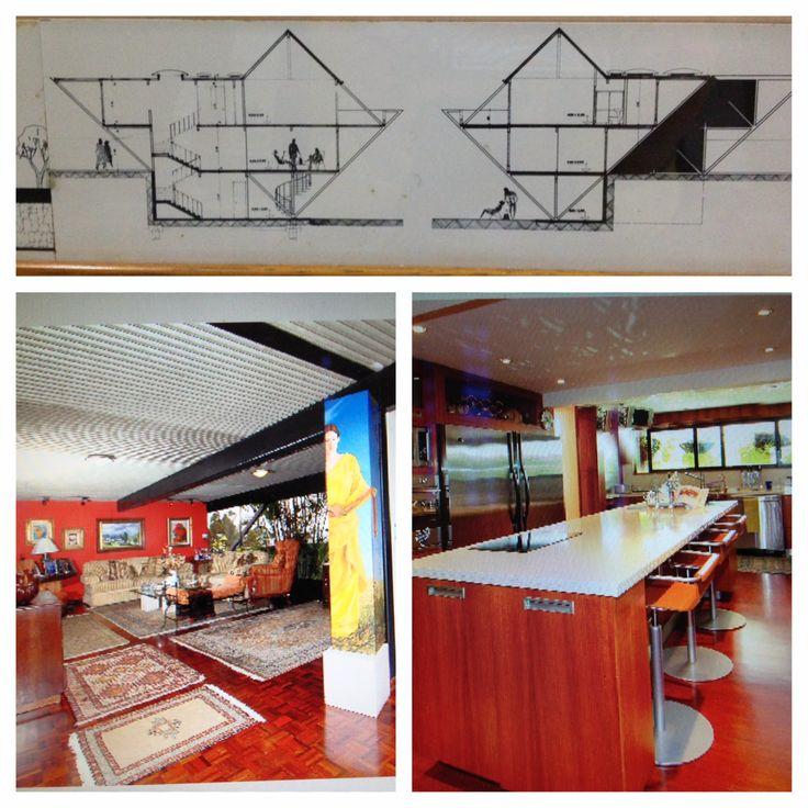Oraaflex dise o de casas pinterest for Diseno de casa de 7 x 17