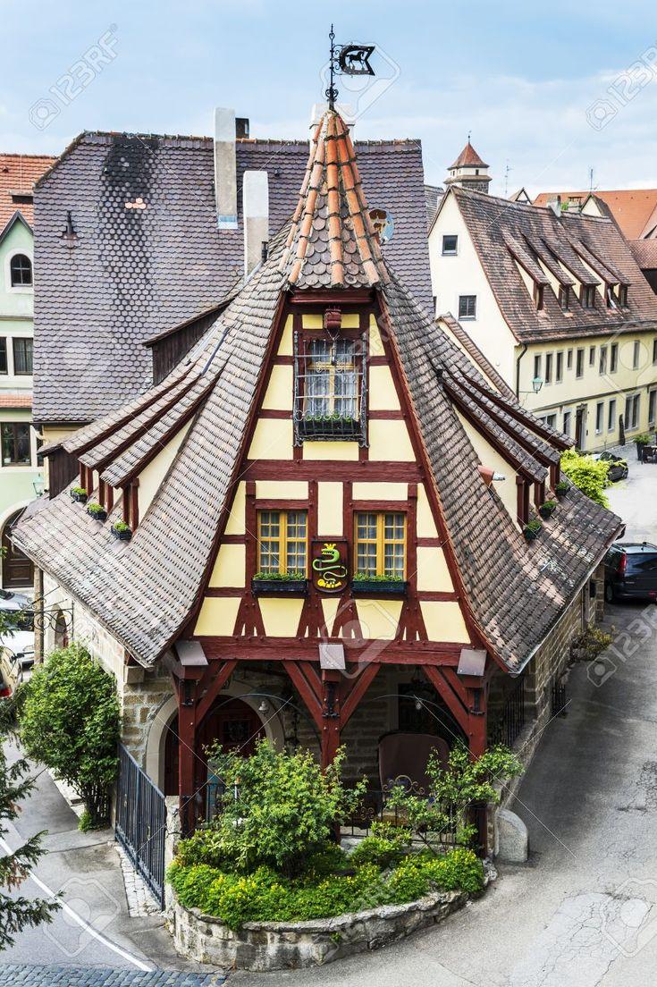 30 best rothenberg germany images on pinterest germany - Rothenburg ob der tauber alemania ...