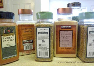 Storing Herbs and Spices for Long Term Storage