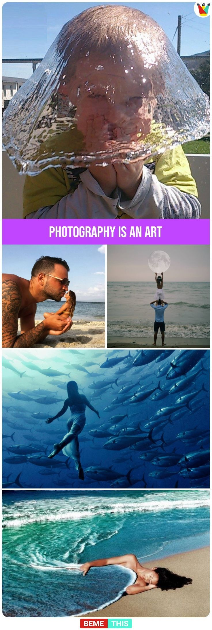 10+ Cool Photos Proving Photography is An Art