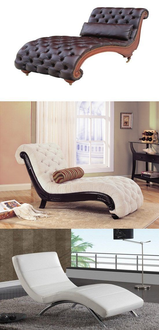 Best 10 chaise lounge chairs ideas on pinterest chaise - Living room sets with chaise lounge ...