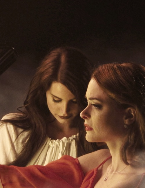 Summertime sadness (behind the scenes)