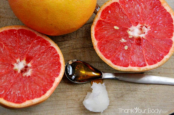 Recipe: Honey Broiled Grapefruit