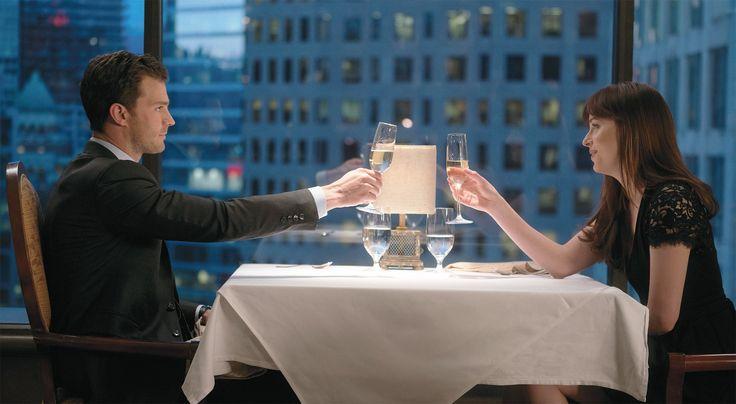 19 différences entre le livre et le film dans Fifty Shades Darker