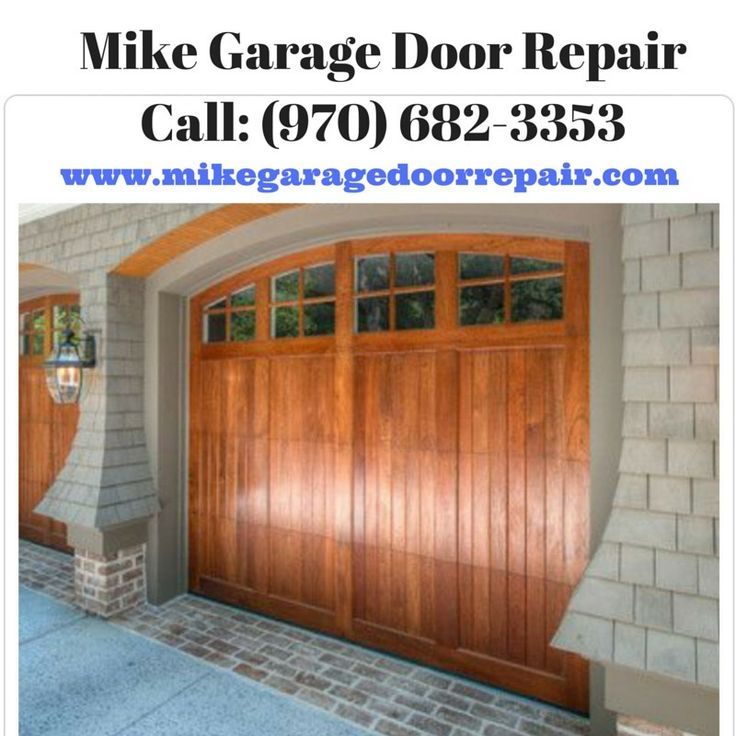 82 best garage door repair fort collins images on