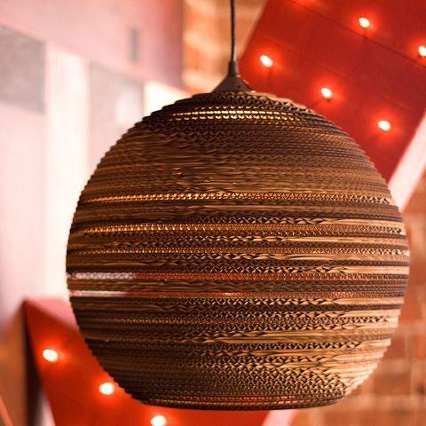 Hanglampen | Graypants | Moon pendant S GP-161 | Lightmatters