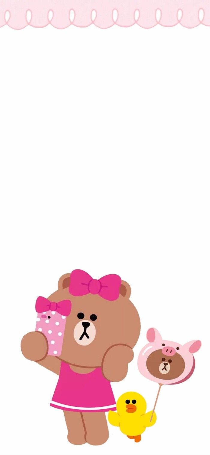 linefriends丘可壁纸iphonex壁纸 更多line原图关注微博 名儿叫七七酱 pop art hello kitty kitty