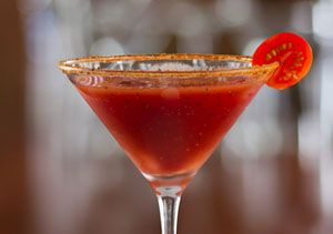 Virgin Bloody Mary Recipe