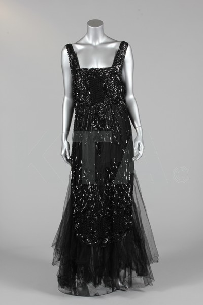 Tabard style dress