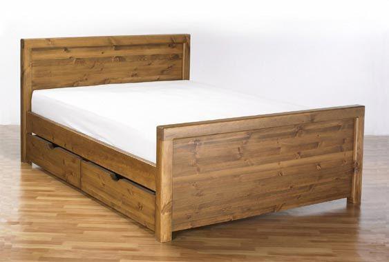 28 best Beds London images on Pinterest | Wood beds, Wooden bed ...