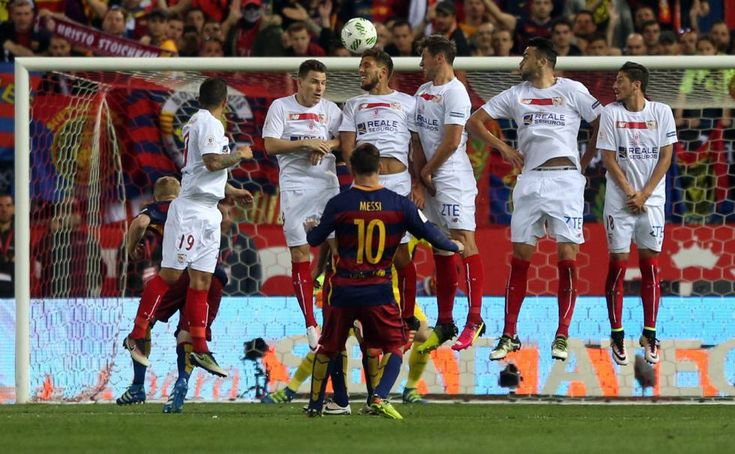 Barcelona 2 - 0 Sevilla. Final Copa del Rey 2016. [22/05/2016]