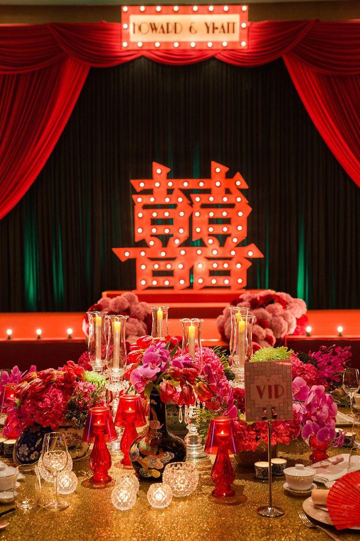 15 best oriental wedding theme images on pinterest oriental a 1920s old shanghai wedding at grand hyatt kl junglespirit Gallery