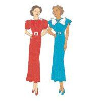 1930s Day Frock Pattern