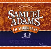 Samuel Adams® Octoberfest has a rich, deep reddish amber hue which itself is reflective of the season. Samuel Adams Octoberfest masterfully blends together five roasts of malt to create a delicious harmony of sweet flavors including caramel and toffee. The malt is complimented by the elegant bitterness imparted by the Bavarian Noble hops. Samuel Adams Octoberfest provides a wonderful transition from the lighter beers of summer to the heartier brews of winter.    www.samueladams.com