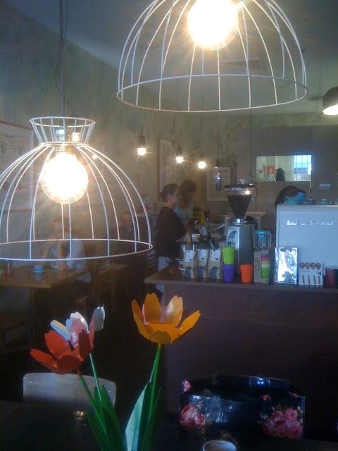 Mimosa Cafe - 460 Lake Rd, Takapuna.  This place is a small quirky and cool gem, with Japanese inspired (and European) food and lovely tea and coffee.