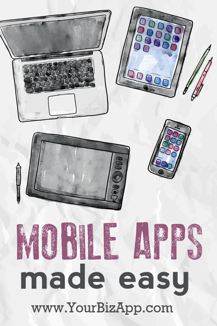 MOBILE APPS ARE A MUST