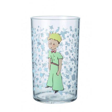 Petit Prince Clear Acrylic Tumbler