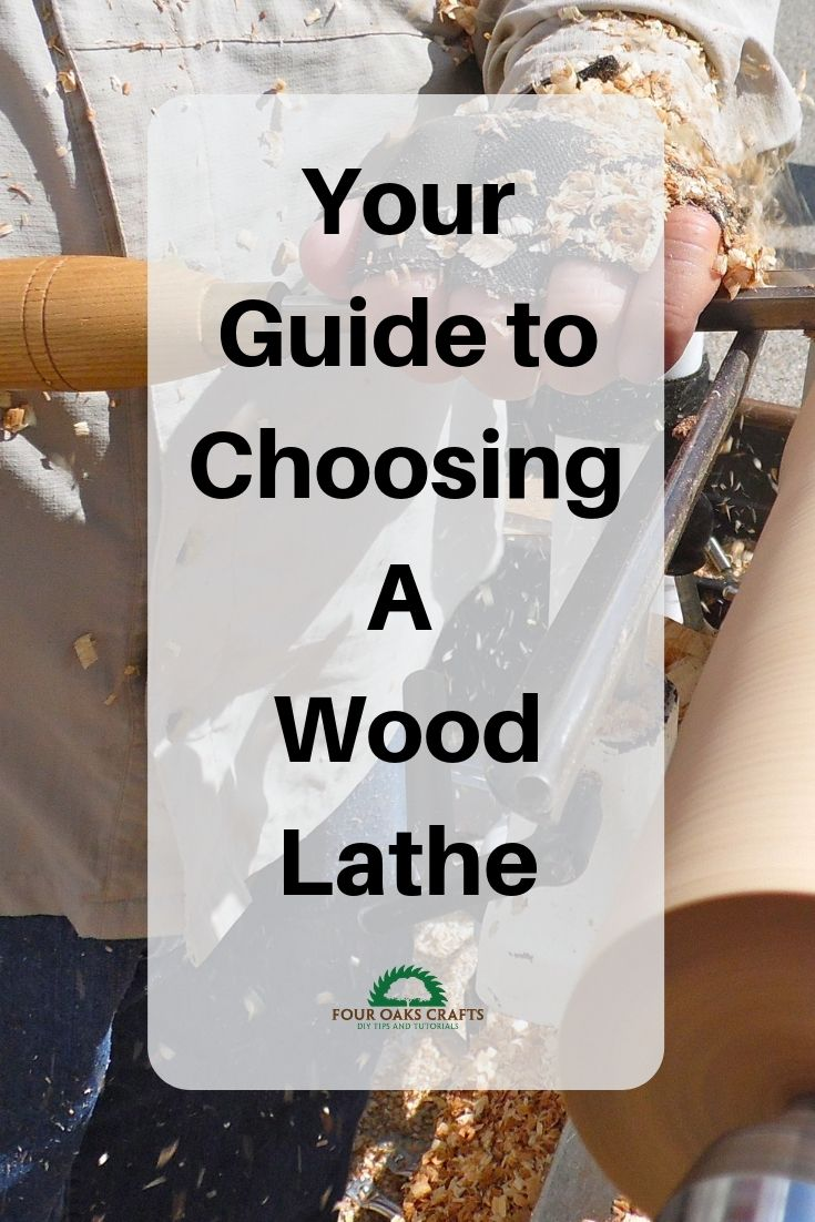 DIY Woodworking Ideas Your Guide to Choosing a Wood Lathe