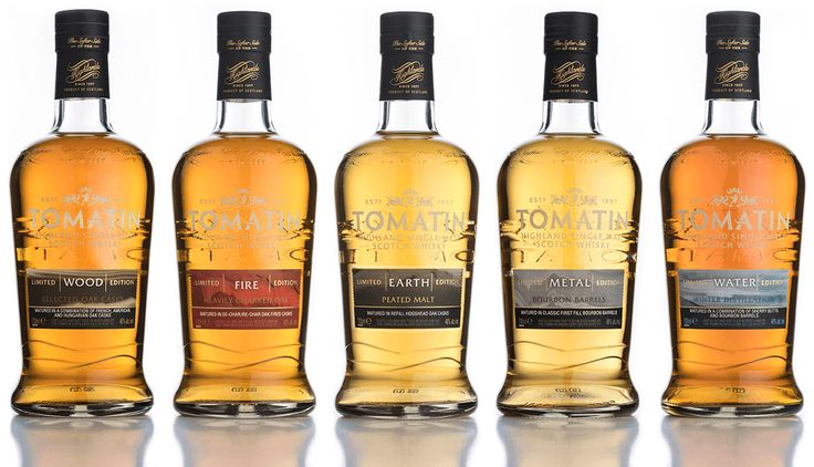 Tomatin Whisky Five Virtues - Ape to Gentleman