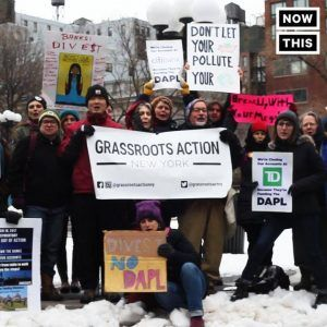People are taking their money out of banks that fund the Dakota Access Pipeline #news #alternativenews