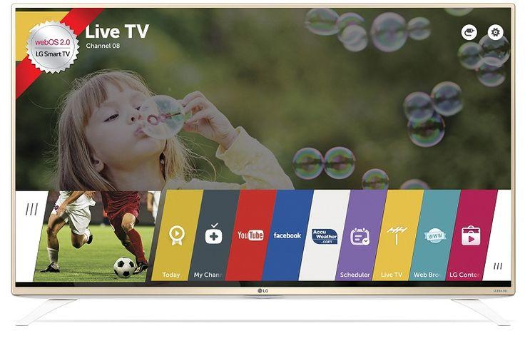 Televizor LED Smart LG, 108 cm, Ultra HD, 43UF6907