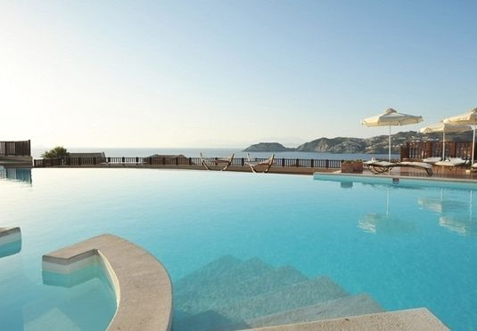 Seven, 10 or 14 all-inclusive nights at a five-star beach resort on the island of Crete, including all travel