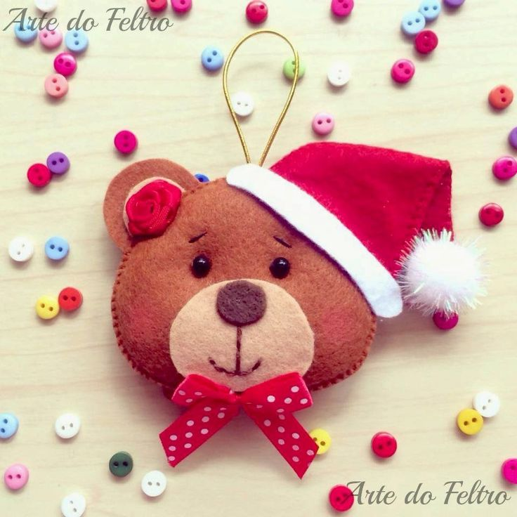 ✿Arte do Feltro✿: Natal