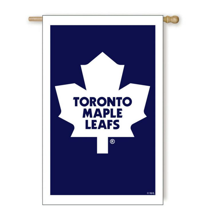 Toronto Maple Leafs Decorative Flag / Banner $39.98