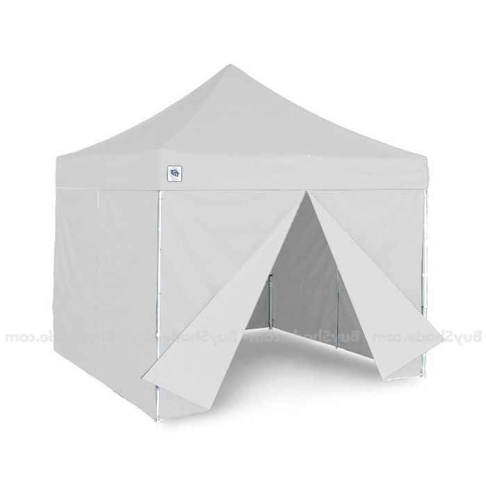 10x10 Ez Up Tent With Sides Ez Up Tent Tent Tent Reviews