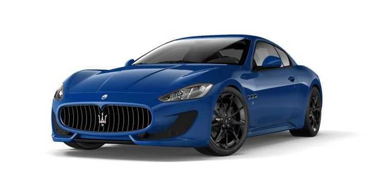 2017 Maserati GranTurismo - Sports Coupe - Maserati USA