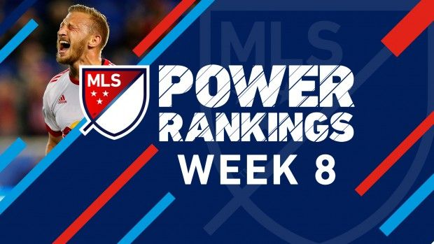 #MLS  MLS Power Rankings, Week 8: MLS Cup finalists show why they're still tough