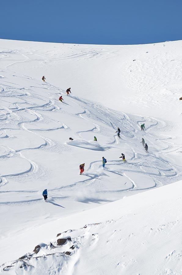 Pase diario en Valle Nevado?