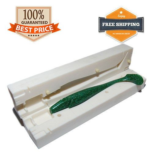 Details about Strike Pro Pig Shad Bait Mold Fishing Lure