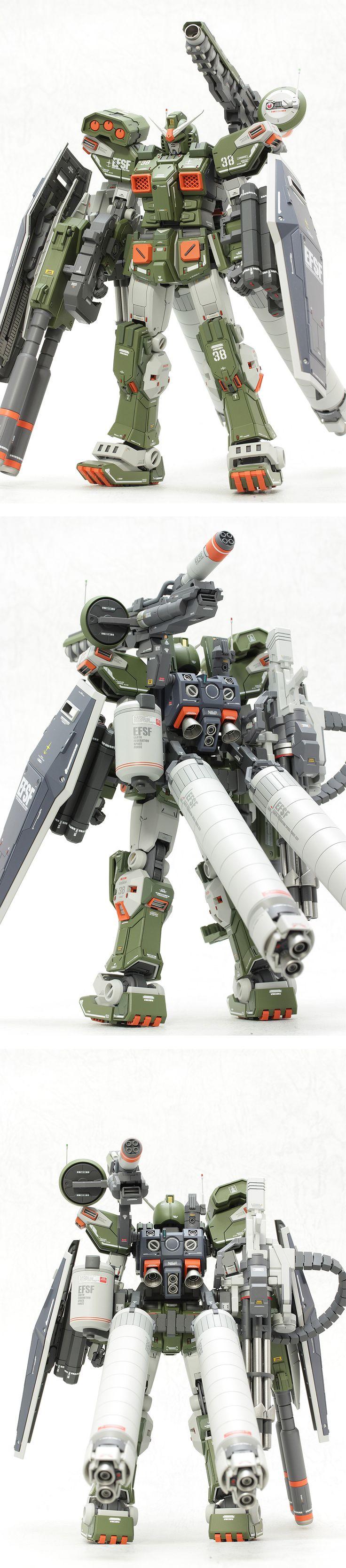 YU-SUKE'S FACTORY: AMAZING MG 1/100 FULL ARMOR GUNDAM MSV CUSTOM. FULL PHOTOREVIEW !!! http://www.gunjap.net/site/?p=332340