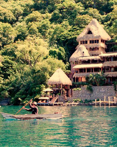 guatemala - laguna lodge