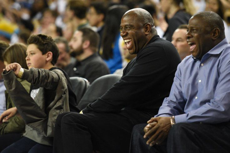 Magic Johnson says he wants to 'call the shots' with Lakers = Just one week after being named adviser to Los Angeles Lakers owner Jeanie Buss, Magic Johnson admitted that he sees himself…..