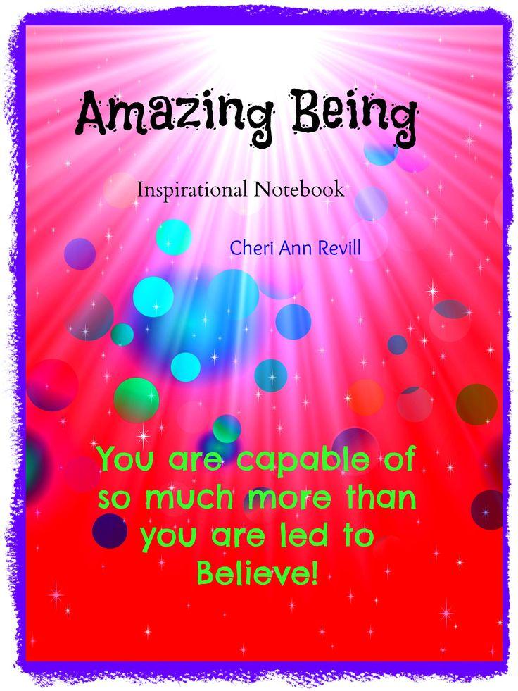 Amazon link: http://www.amazon.com/Amazing-Being-Cheri-Ann-Revill/dp/1505219264/ref=pd_rhf_dp_p_img_4