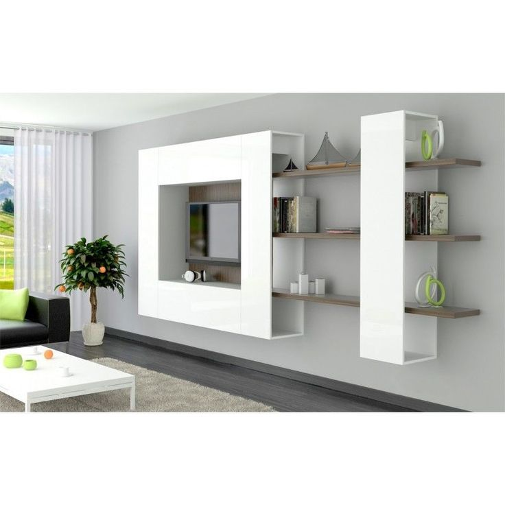 TV Unit Furniture Modern Wall Units Living Room Cabinets Stands