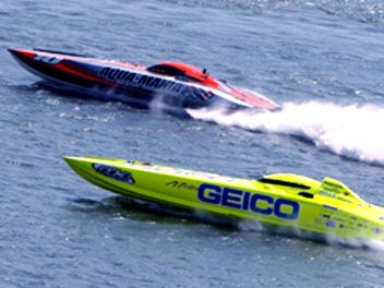 Offshore power boats | Super Boat Class September 28-30, 2012