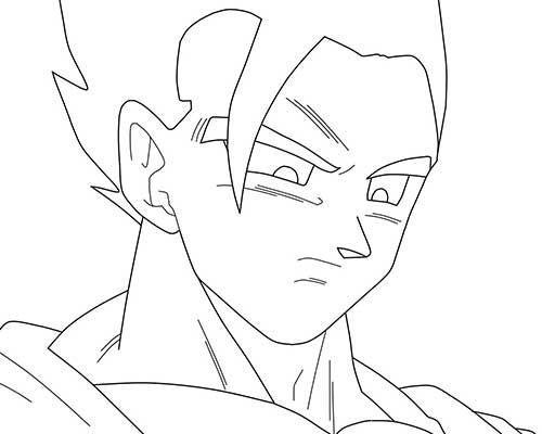 25+ Melhores Ideias De Desenhos Do Dragon Ball No