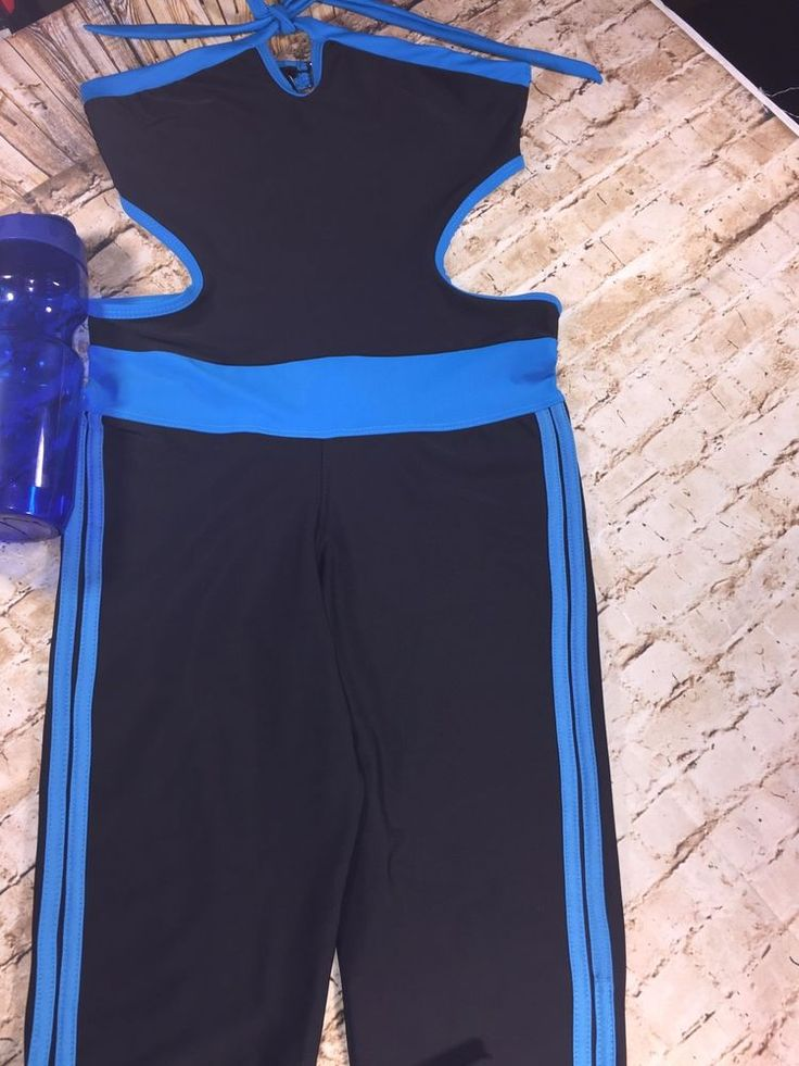 Women's Sports Jumpsuit Athletic Clothes ,YOGA, Workout, Gym, Colombian #Unbranded #PantsTightsLeggings