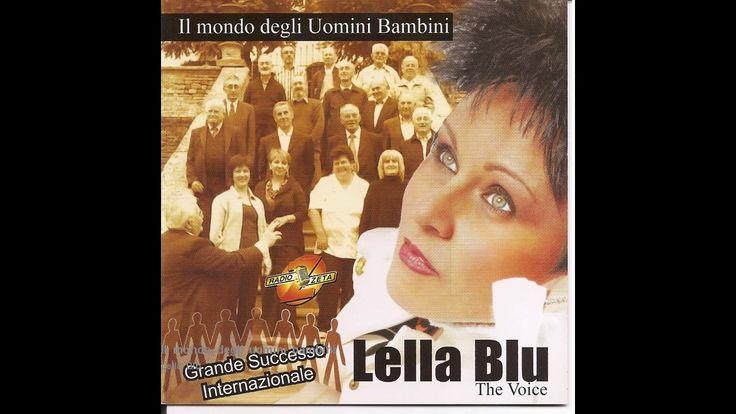Lella Blu - Il mondo degli uomini bambini (cover)